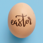 Top 10 creative easter day print ads