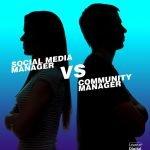 social media management vs community management