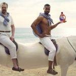 Tide Ad Super Bowl 2018, david harbour, Isaiah Mustafa