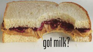 Got Milk? Print Ad