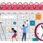 أهمية الـ Content Calendar